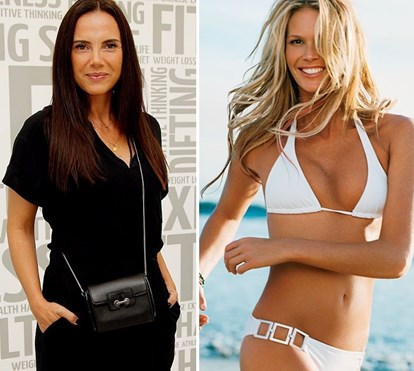 Iva Domingues fotografa top model Elle Macpherson em Portugal