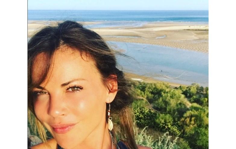 Oceana Basílio e José Fidalgo: férias a dois