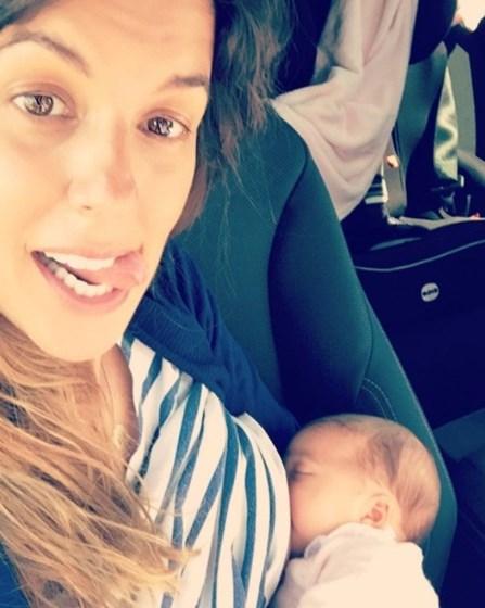 Conheça os bebés das recentes mamãs famosas