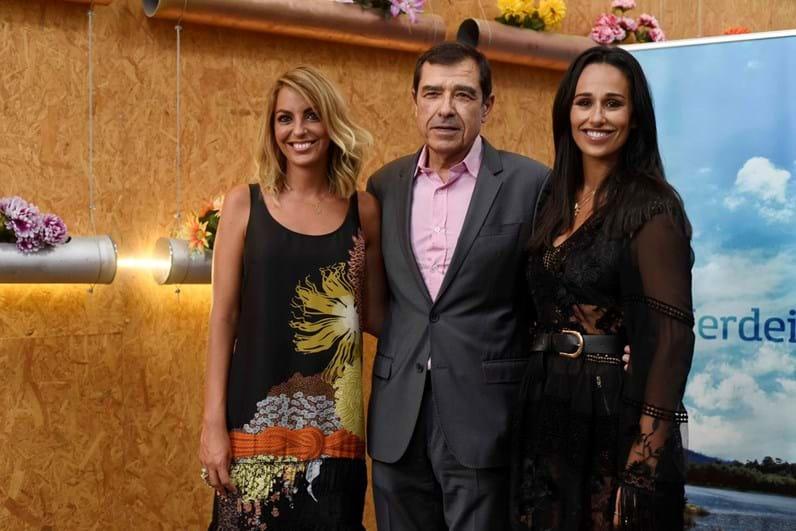 Rita Pereira e e Sofia Ribeiro: Rivais até na beleza