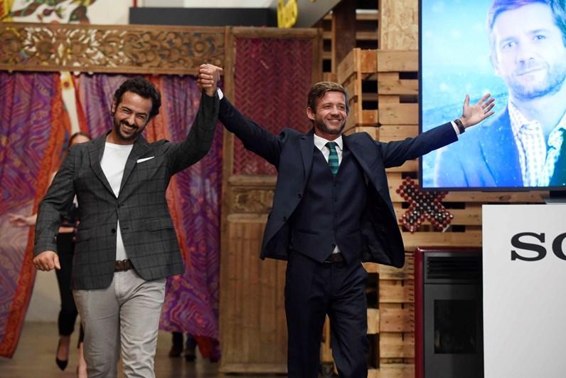 Pedro Granger em casamento homossexual