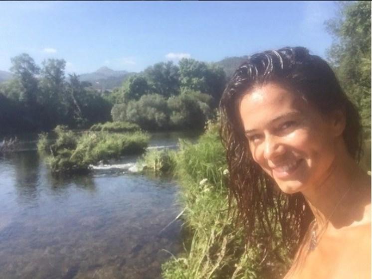 Cláudia Vieira pronta para ser mãe
