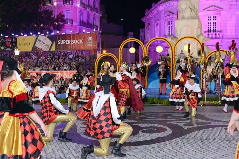 Os melhores momentos das marchas de Lisboa 2017