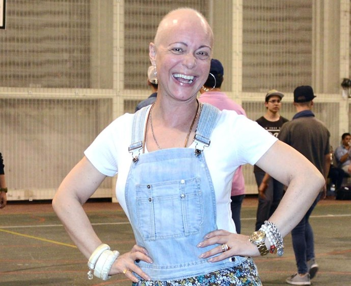 Carla Andrino: nem o cancro a impediu de desfilar na Avenida