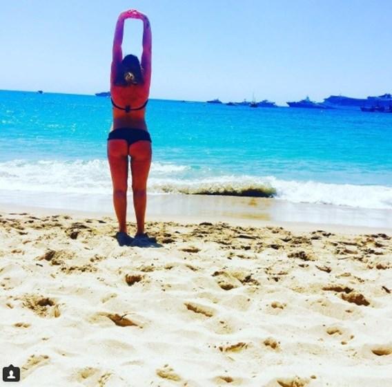 Katia Aveiro: orgulhosa do seu corpo