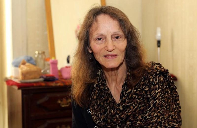 Salomé Ribeiro, a mãe de Sofia e Carla