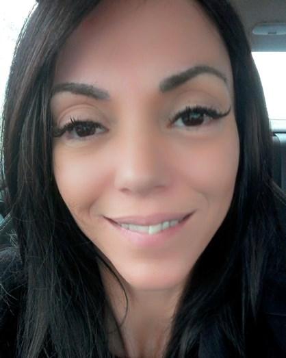 Carla Amorim, a irmã mais velha de Sofia Ribeiro