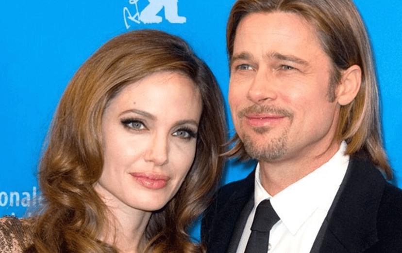 Angelina Jolie tem saudade de Brad Pitt