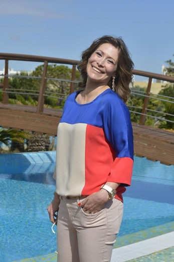 Sónia Brazão já recuperada