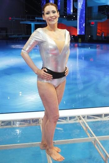 Depois do acidente, Sónia Brazão no programa 'Splash', da SIC