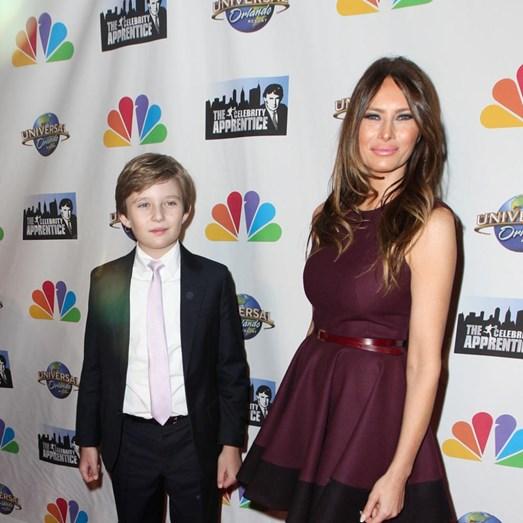 Barron Trump: O pobre menino rico
