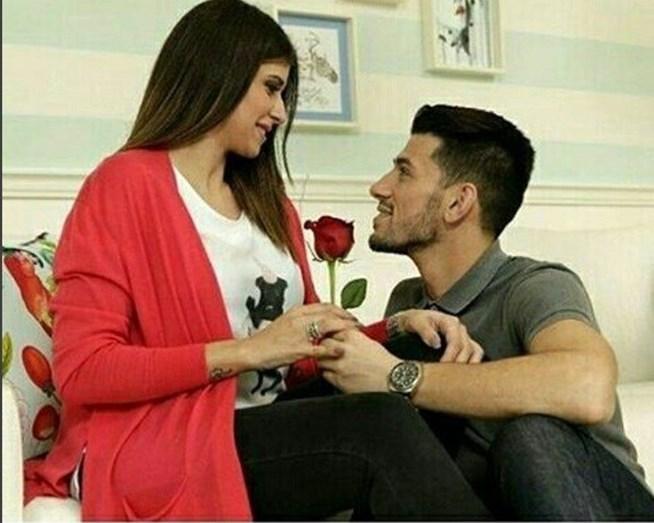O amor está muito presente no dia-a-dia do casal