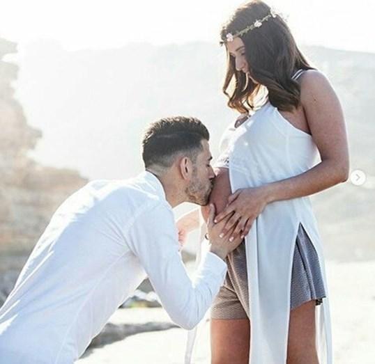 Quando Maria estava grávida de Afonso