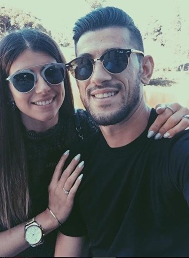 Pizzi e Maria Barros Ferreira