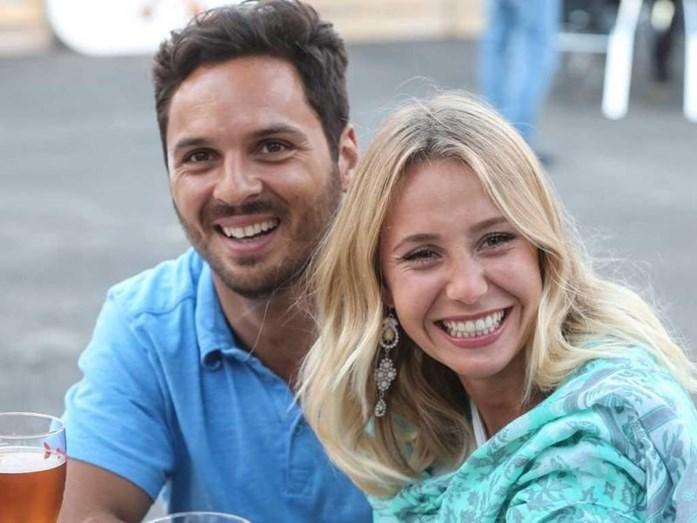 Sofia Arruda e David Amaro partilham uma relação há cerca de 5 anos