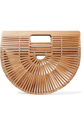 Basket bag da Cult Gaia, €110