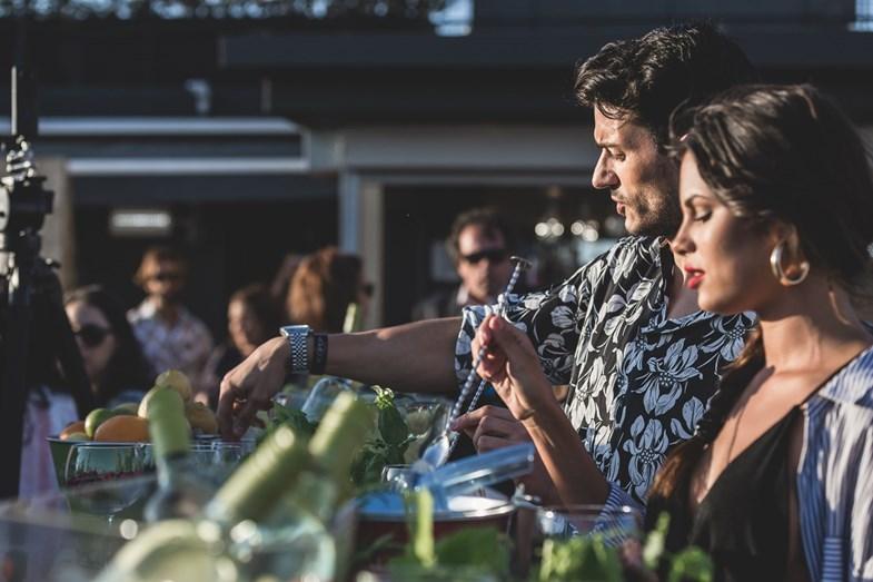 Carolina Loureiro e Ruben Rua