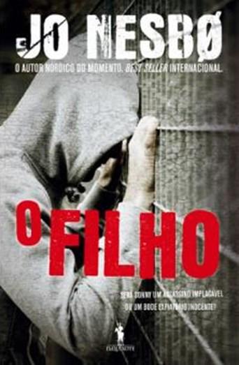 Livro- 'O Filho', do autor Jo Nesbo