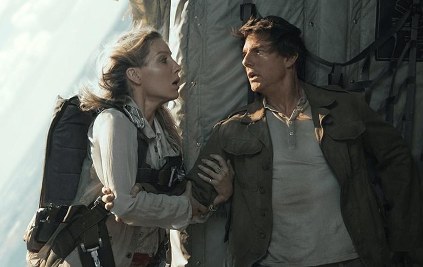 O antigo filme d'A Múmia', estreia esta quinta-feira, dia 8, com uma nova versão, tendo como protagonista o emblemático, Tom Cruise