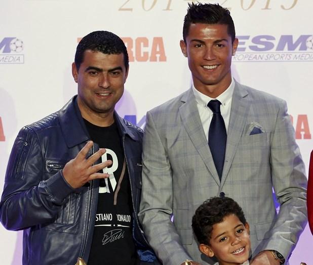 Cristiano Ronaldo confirma que Georgina Rodriguez está grávida