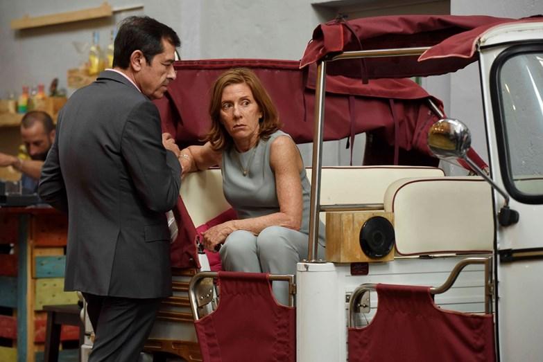 Nova novela da TVI 'A Herdeira'