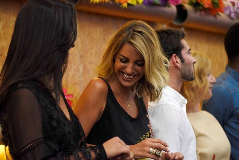 Jessica Athayde e Rita Pereira