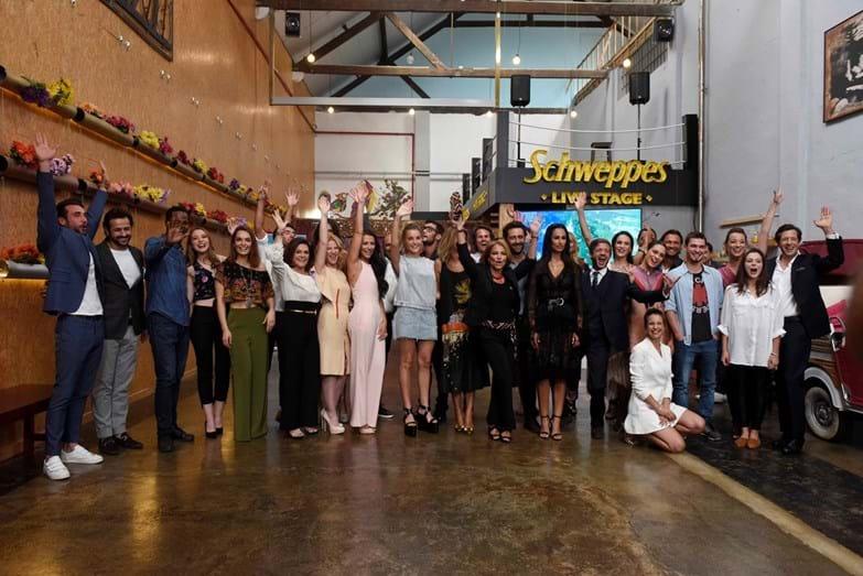 Apresentação do elenco da nova novela da TVI, 'A Herdeira'.
