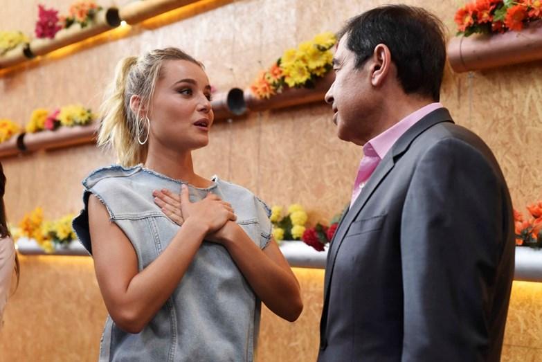 Keiley Bailey e José Eduardo Moniz