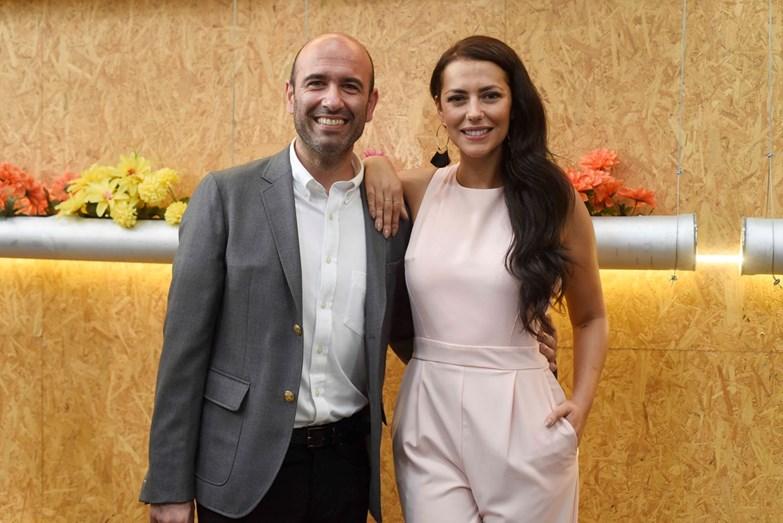 Sofia Ribeiro irá contracenar com Joaquim Horta