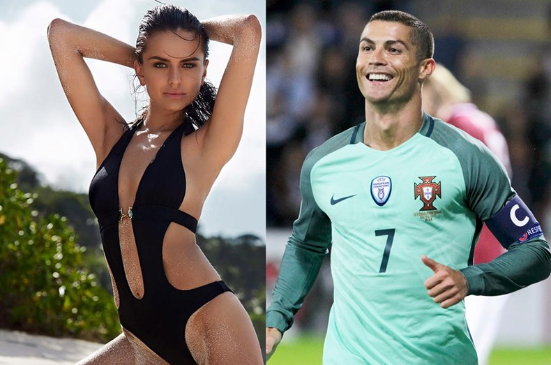 Veja quem é a modelo que diz  ter recebido convite especial de Cristiano Ronaldo