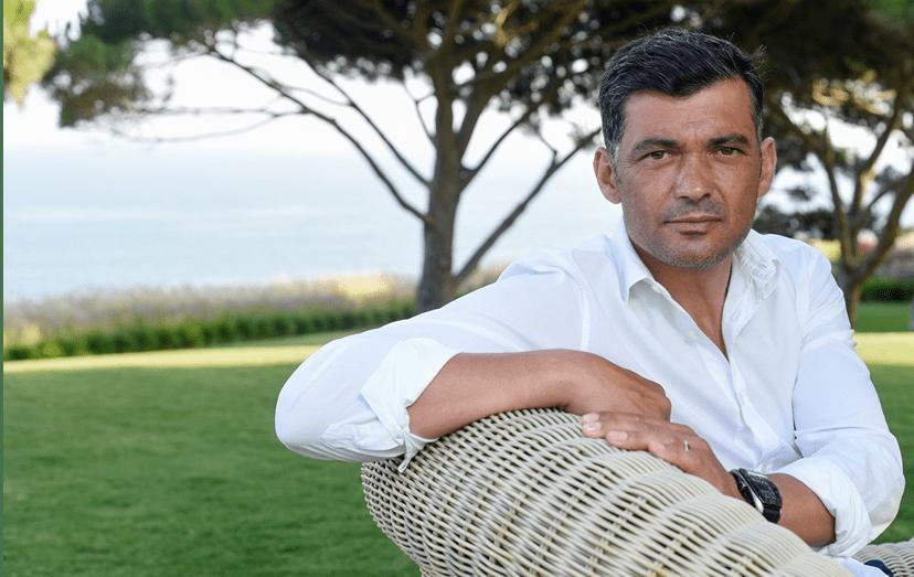 """Sérgio Conceição revela ser ambicioso e não gostar de perder """"nem a feijões""""."""