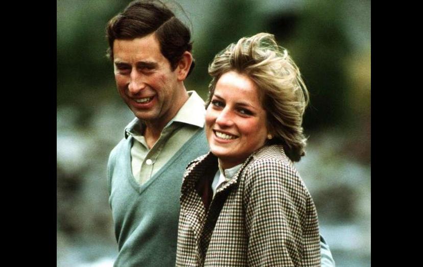Apesar de demonstrarem felicidade perante os fotógrafos, Diana só conseguia chorar durante a lua de mel