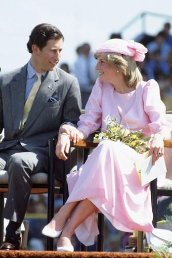 Diana enfrentou uma dura depressão, revelando tudo ao escritor, Andrew Morton