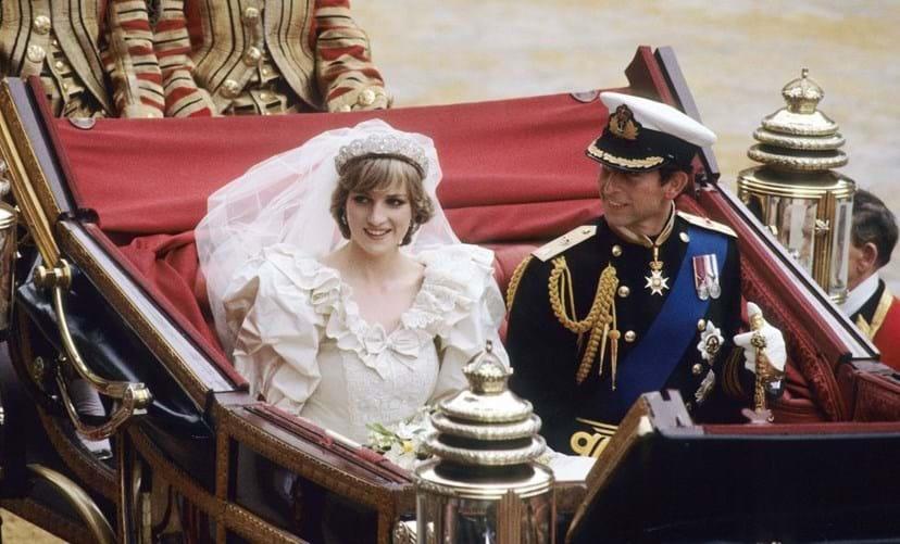 Um dia antes do seu casamento, Diana passou por uma crise de bulimia