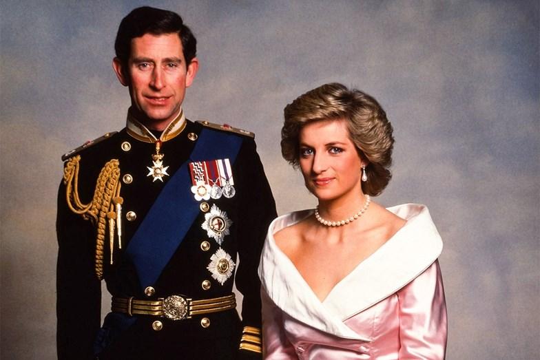 Charles e Diana