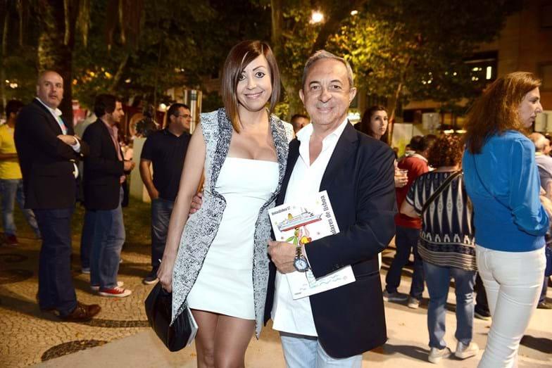Fátima Lopes e Ângelo Rebelo