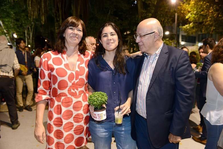Teresa Leal Coelho, Mariana Mortágua e Fernando Seara