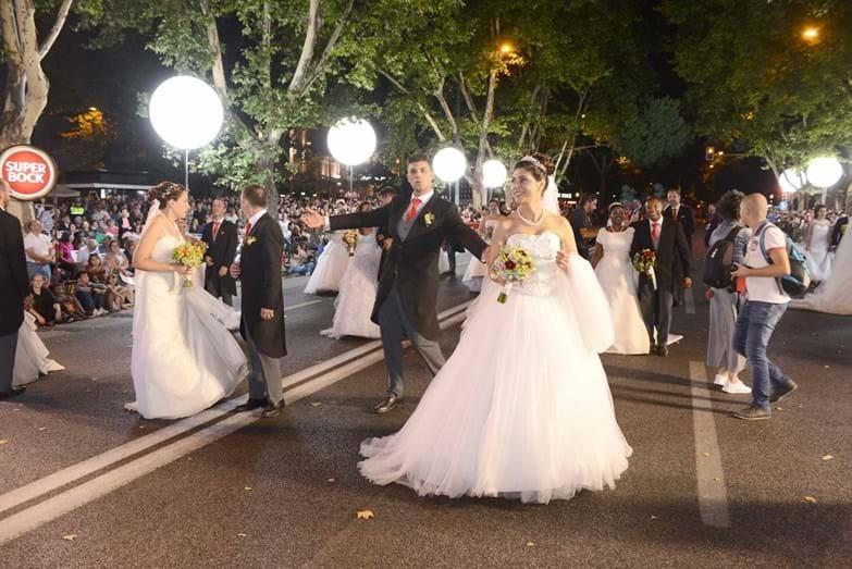 Os noivos de Santo António