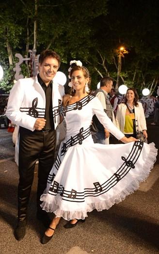 Fernando Pereira e Liliana Santos, por Campo de Ourique