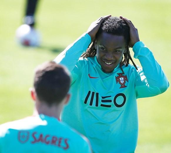 Renato Sanches ataca Fábio Coentrão