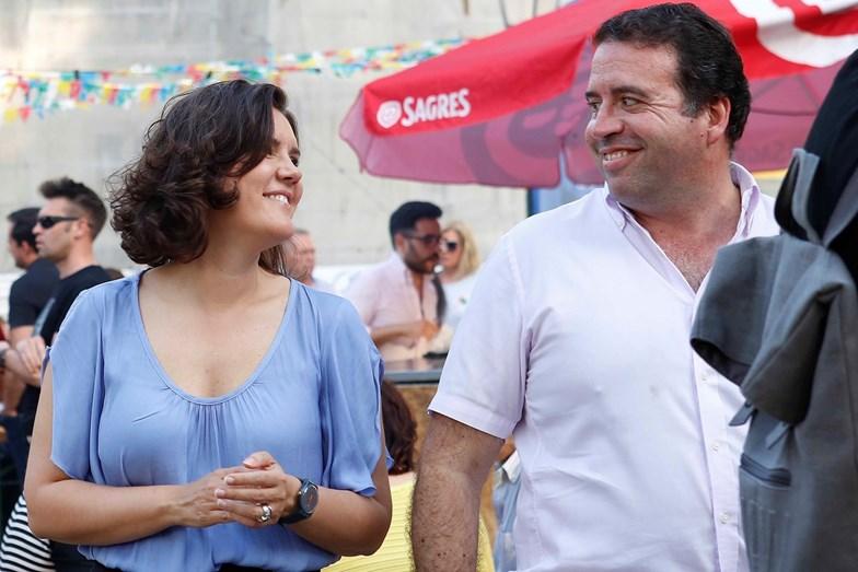 Assunção Cristas e Tiago Machado da Graça começaram a namorar nos tempos de estudante, quando a líder do CDS tinha 17 anos