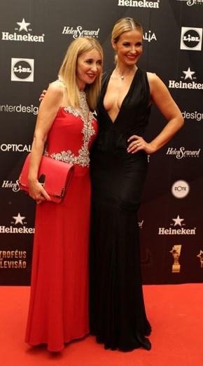 Judite Sousa e Cristina Ferreira