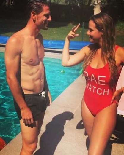 Adrien Silva e Margarida Neuparth em Portugal