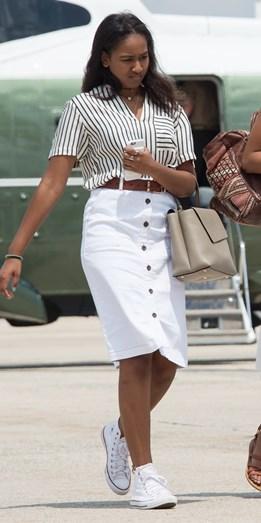 Sasha Obama na atualidade