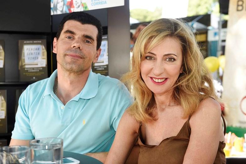 Judite Sousa e Diogo Telles