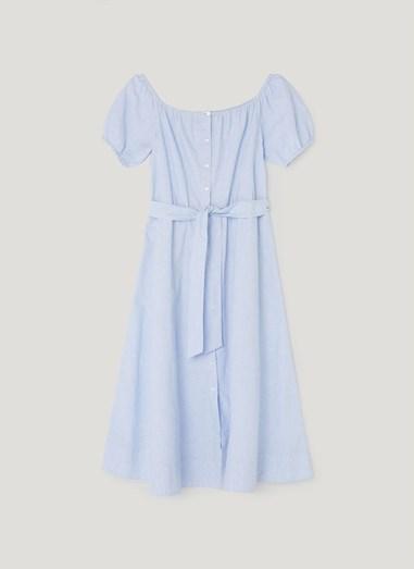 Vestido Uterqüe, €89