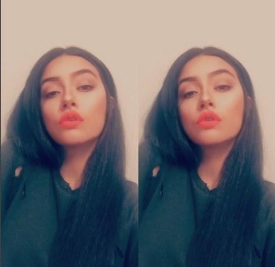 A sensualidade de India, a filha de Ana Malhoa
