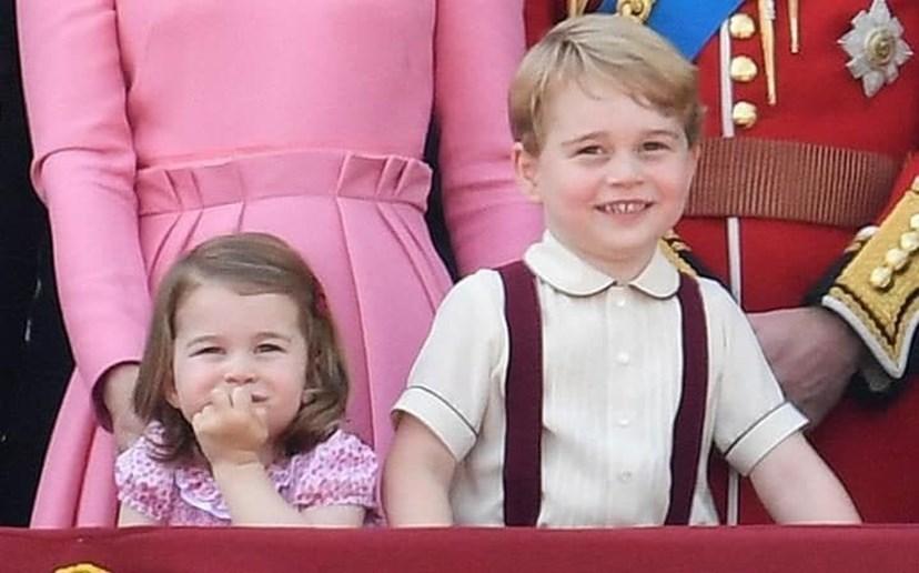 George e Charlotte