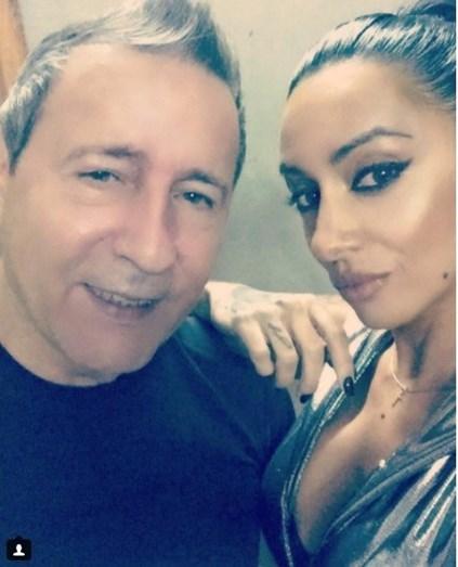 """Foi o pai da cantora, José Malhoa, que falou em """"maus tratos"""""""