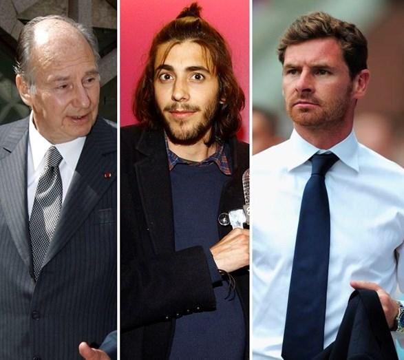 Villas-Boas, príncipe Aga Khan e Salvador Sobral fazem doações para as vítimas de Pedrogão Grande